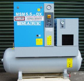 Rotary Screw Compressors #04